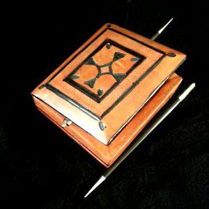 Caseta tuarega dreptunghiulara