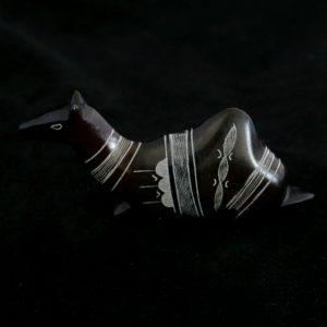 Figurina zoomorfa din piatra de talc - Camila